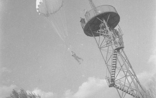 Wieża spadochronowa